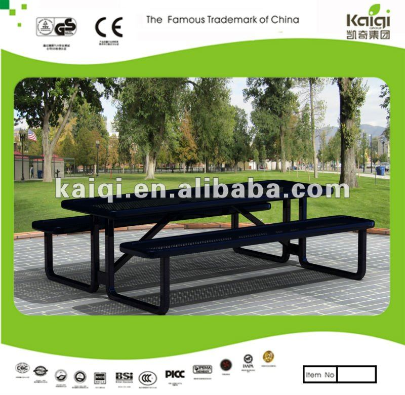 KAIQI Park equipment/park bench/picnic table and chair