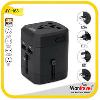 JY-163 power saving adapter plug outlet By WONTRAVEL