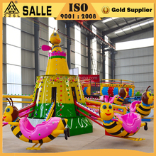 2016 Cheap Price Vivid Figures Rotating/Rotary Bee Rides