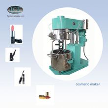 JCT cosmetic tube sealer making planetary mixer