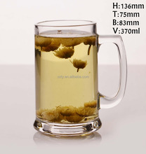 13 OZ BEER GLASS BEER STEIN,GLASS BEER MUG