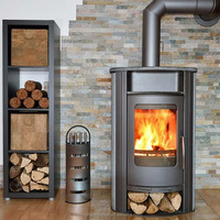 free standing Wood and Wood Pellet Stoves