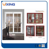 High Quality Factory Price Large Sliding Glass Doors