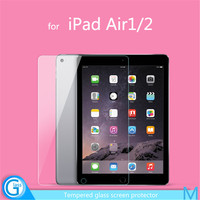 Premium tempered glass protective shield for iPad Air 2