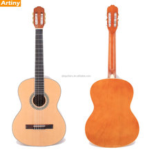 high quality cheap price 39 inch spruce top classic guitar