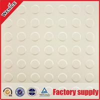 30x30 dot ceramic clay floor tile