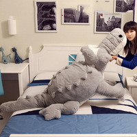2017 Factory Directly Produce Shark Plush Toy As Big Bed