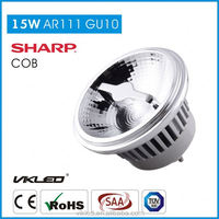 Energy saving 75 watt equivalent ar111 GU10 reflector