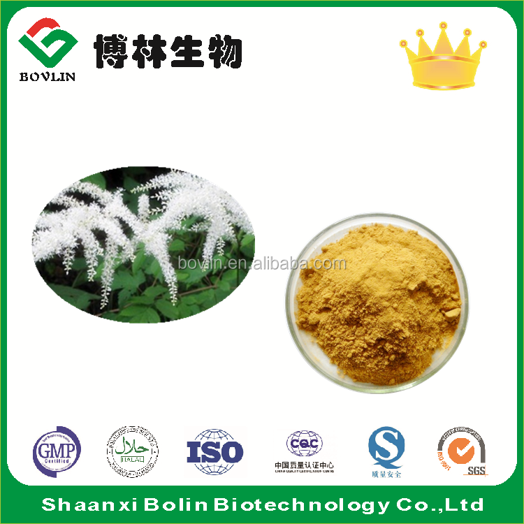 Pure Natural Black Cohosh Extract Triterpene Powder