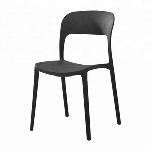cheap modern stackable dining plastic chairs outdoor chair