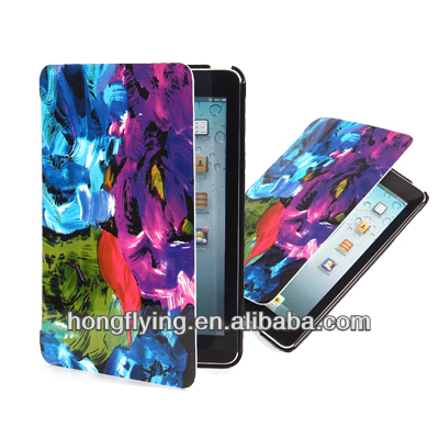 leather case For Ipad 5 /case for ipad 5/pu leather case for ipad 5