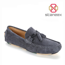 Wholesale China Hot Sale Driving Genuine Leather Shoes Breathable Men Loafer Shoes