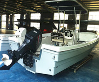 22 Foot Small Fiberglass Sprot Fishing Boat for Sale