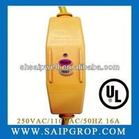 SAFE HAND ELECTRIC DRYER GFCI ELECTRICAL SOCKETS