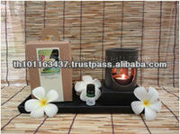 High Quality Aromatherapy Gift Set Essential Oil Burner