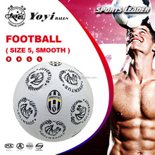 smooth surface football, strong winding for durable use