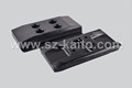Vogele S1600/S1800/S1900/S2100 Unify Rubber Track Shoes/Rubber Track Pads for P/N2046286