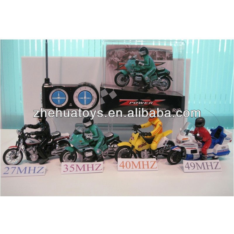 Hot Model 5CH R/C High Speed Autobike,R/C Mini Car Toy for Promotion