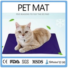 Novelty Durable Wholesale Price New Products Cold Warm Mat/ pet bed for Pet