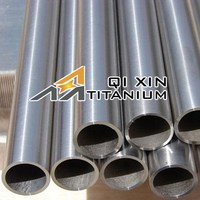 High grade new arrival astm b861 gr9 titanium alloy tube