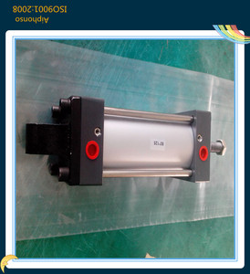 Hot sale low price Yutong bus parts Aluminum air brake cylinder SC80*125