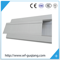Flame Retardant Rigid PVC Electrical Cable Trunking