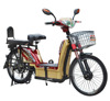 72V 800W electric dirt cargo bike with pedaling assistant for adults (ML-HJJ)