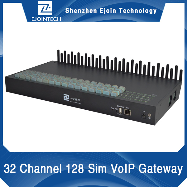 GoIP 32 port Ejoin cdma raspberry pi 2 z-wave voip gateway