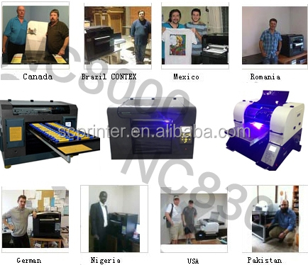 0-3200USD!!! 2 Head 3D Effect, Fastest and Best 33cm X 60cm UV Printer
