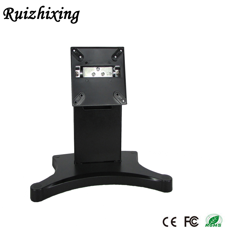 Dual touch pos metal stand