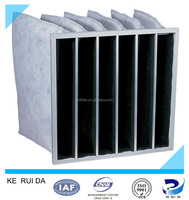 DKL-QX Washable Air Filter Bag Used for AIr Conditioner and Other Ventilation System