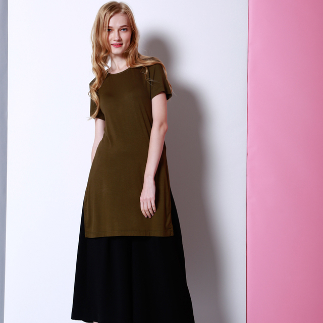 breathable short sleeve online shirt dress shopping long