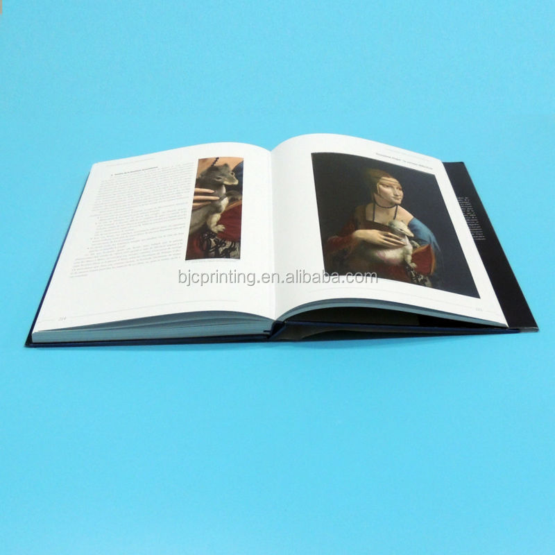 Photo book printing service,print top quality photography book on demand