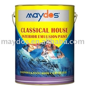 Classical House Interior Emulsion Paint
