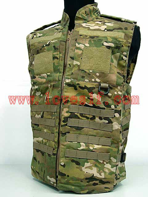 Loveslf CP camouflage safety vest military tactical protective vest
