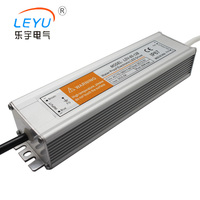Waterproof Power Supply 60w 24v Single