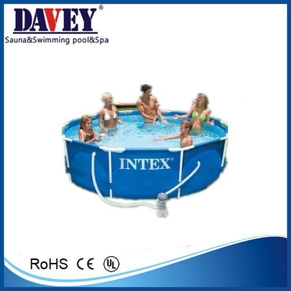 rahmen pool intex swimmingpool f r erwachsene pool und zubeh ren produkt id 60051113051 german. Black Bedroom Furniture Sets. Home Design Ideas