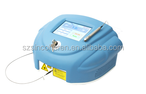 980nm laser vascular removal,physical therapy, onychomycosis treatment