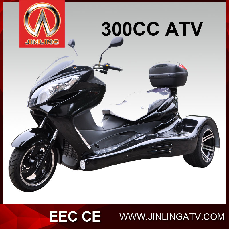 2016 new model fashionable ,adult tricycle new tuk tuk 300cc motorcycle