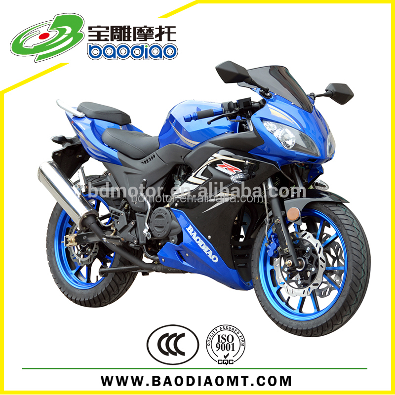 Manufacture Supply New Popular 150cc Sport Racing Motorcycle For Sale China Motorcycles Wholesale BD150-20-V