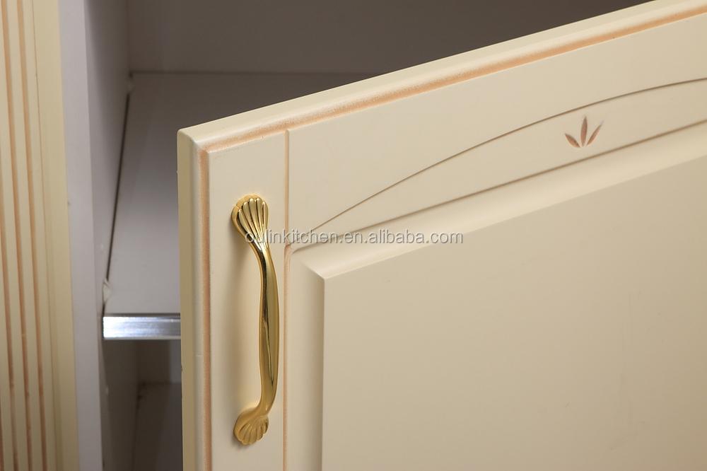 2018 modern solid wood kitchen cabinet view modern for Solid wood modern kitchen cabinets