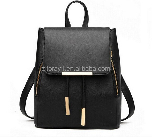 Fashion Rucksack PU Leather Women Girls Ladies Backpack