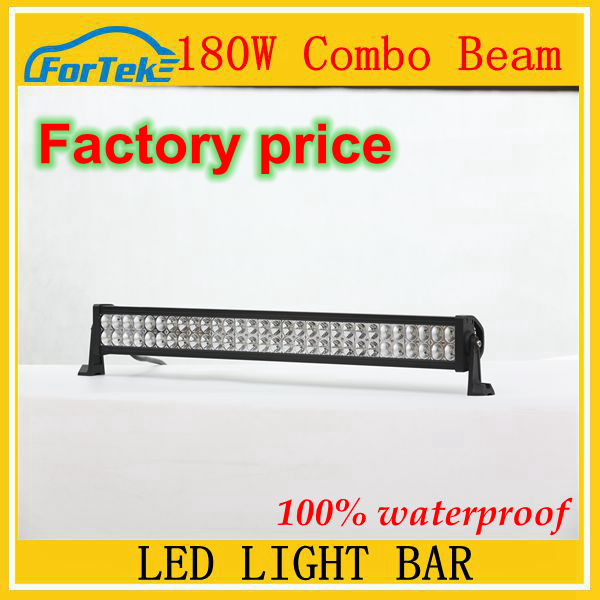 Amber led light bar 180W 31.5 inch off-road for sale