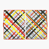 China Tablet accessories Triple fold stand pu leather table cover case for ipad mini, for ipad air