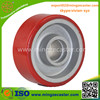 Industrial polyurethane small castor AND wheels