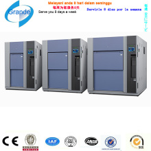 Environmental high low temperature thermal shock testing chamber