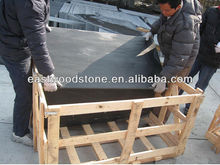 black slate cut to size for outdoor and indoor landscaping