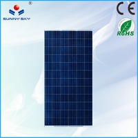 hot selling high efficiency 300w solar panels 5 inch solar cell on sale TYP300