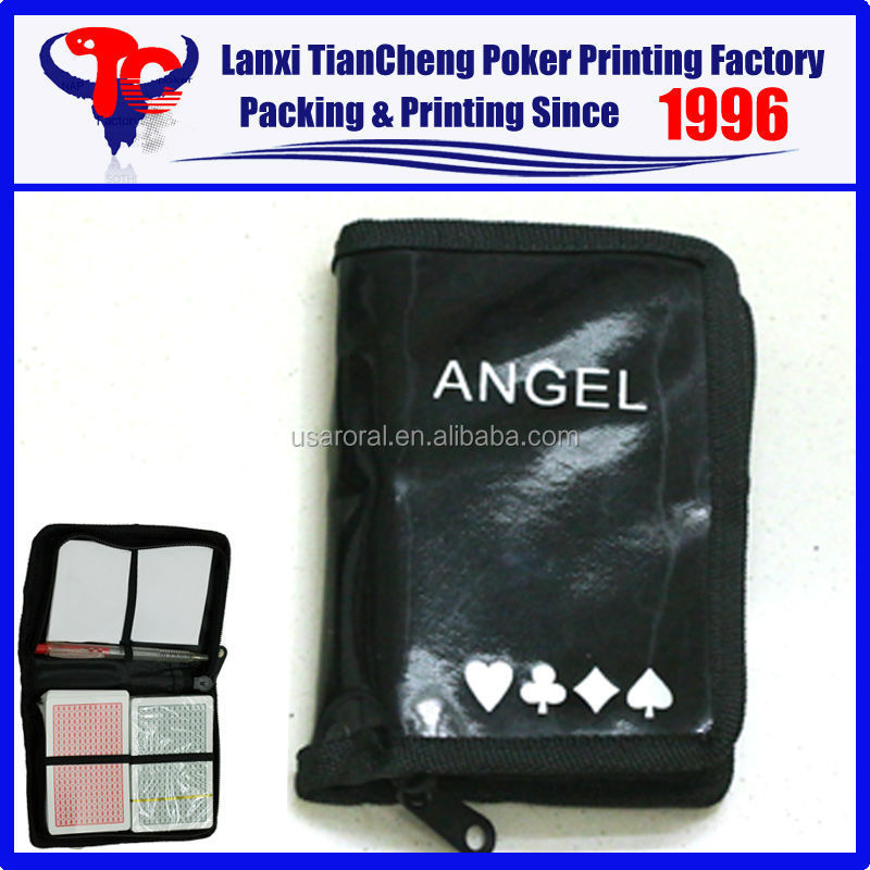 Famous Brand ANGEL Plastic -Coated Plastic playing cards NEW HOT SALE