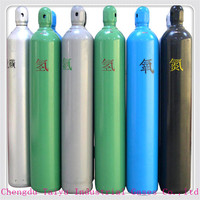 High Pressure Argon Gas Cylinders for Sale